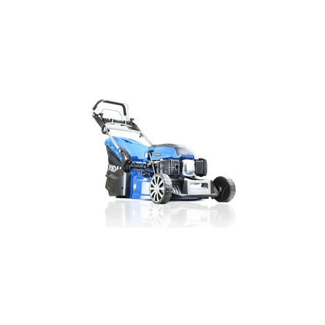 "Hyundai 21"" 530mm Self Propelled 196cc Petrol Rear Roller Lawnmower 
