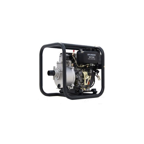 Hyundai 50mm Electric Start Diesel Water Pump DHY50E
