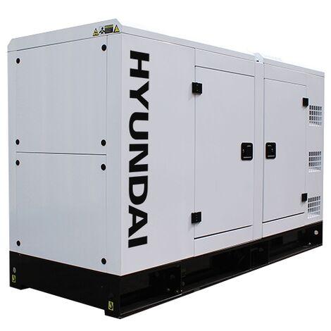 Hyundai 68kW/85kVa Three Phase Diesel Generator | DHY85KSE