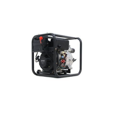 "Hyundai 80mm 3"" Diesel Trash Water Pump DHYT80E"