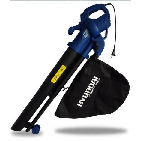 HYUNDAI Aspirateur souffleur broyeur électrique 3200 W