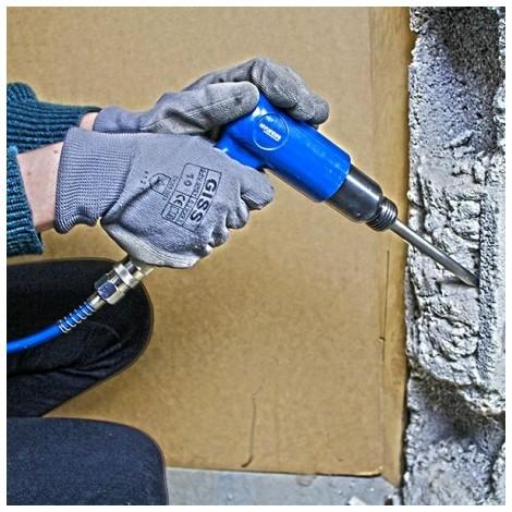 HYUNDAI Coffret marteau burineur pneumatique HCMB9