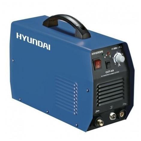Hyundai - Découpeur plasma Inverter 6.9 kVA 40 A - CUT40i