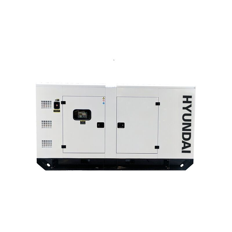 Image of Hyundai 100kW/125kVA Three Phase Diesel Generator | DHY125KSE