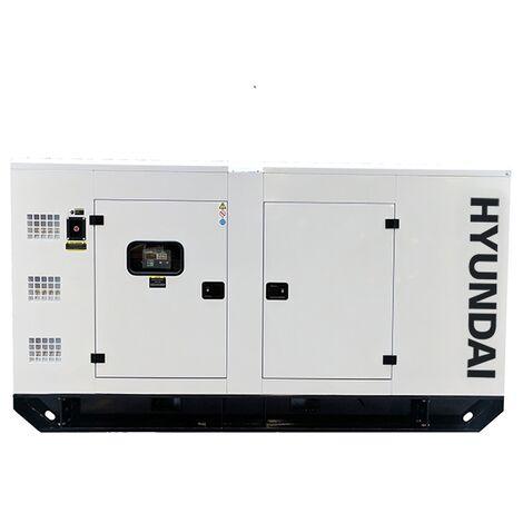 Hyundai DHY125KSE 125kVA / 50Hz Three Phase Diesel Generator