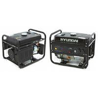 Hyundai - Générateur d'essence HY3000F monophasé de 2,5 kW