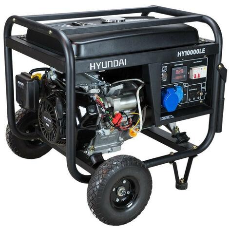 Hyundai Groupe électrogène essence 8.2KW HY10000LEK