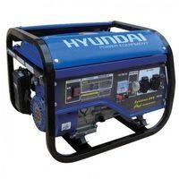 HYUNDAI Groupe Electrogène de Chantier 2200W 4 Temps Essence HG2200-A