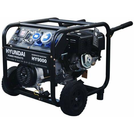 HYUNDAI Groupe électrogène de chantier 6500W - HY9000K