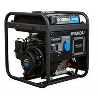 HYUNDAI Groupe électrogène de chantier Digital Converter (inverter) 3000W - HY3000C