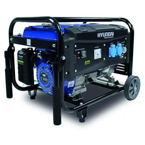 HYUNDAI Groupe électrogène essence 3000W AVR HG2700-A