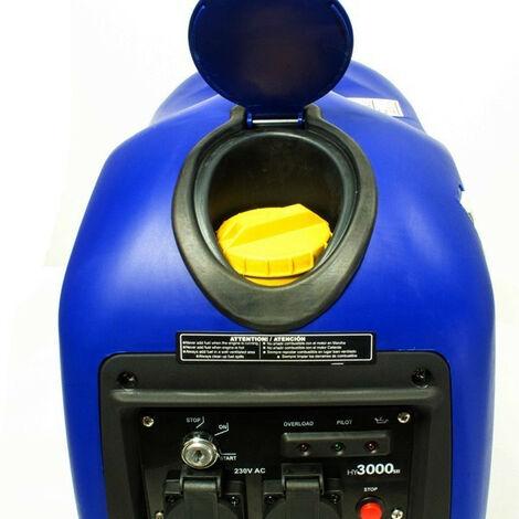 HYUNDAI Groupe électrogène Inverter 3300W HY3000SEI