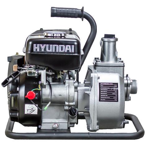 "HYUNDAI-HY-HY40-IC154 MOTOBOMBA HYUNDAI GASOLINA CAUDAL-1,1/2"""