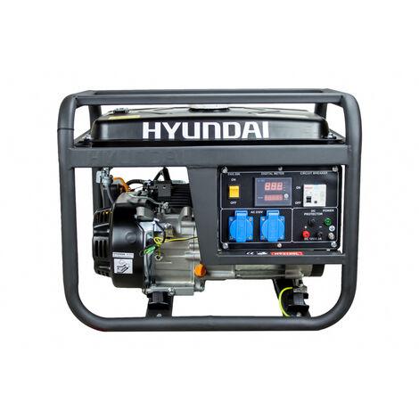 HYUNDAI-HY-HY4100L GENERADOR HYUNDAI GASOLINA 3000 rpm