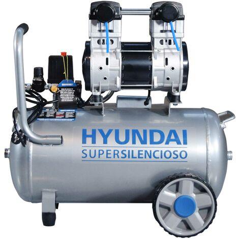 HYUNDAI-HY-HYAC50-2SCOMPRESOR 50 L - 1500W MONOFASICO SILENCIOSO