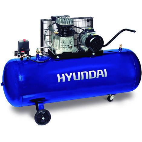 HYUNDAI-HY-HYACB200-3T COMPRESOR 200 L - 3 HP TRIFASICO