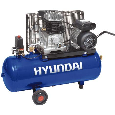 HYUNDAI-HY-HYACB50-31COMPRESOR 50 L - 3 HP MONOFASICO