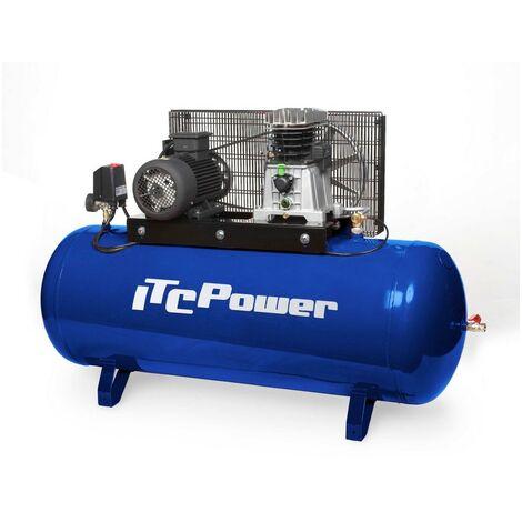 HYUNDAI-HY-HYACB500-8T COMPRESOR 500 L - 8 HP TRIFASICO