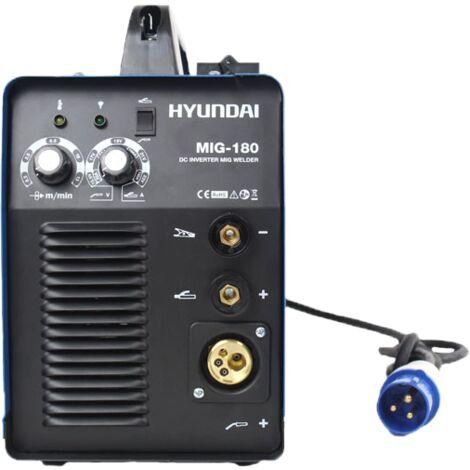 HYUNDAI-HY-MIG-180SOLDADORA MIG/MMA HYUNDAI - 180A