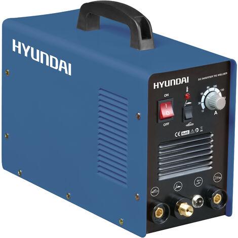HYUNDAI-HY-TIG-200 SOLDADORA TIG HYUNDAI - 200A