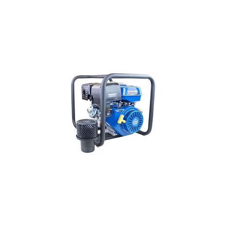 "Hyundai HY100 389cc 13hp Professional Petrol Water Pump - 4""/100mm Outlet"