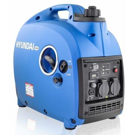 "main image of ""Hyundai HY2000Si Portable Petrol Inverter Generator, 2 kW"""
