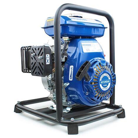 """Hyundai HY25-4 25mm / 1"""" Portable 4-Stroke Petrol Water Pump"""