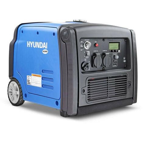 Hyundai HY3200SEi 3200W Portable Inverter Generator