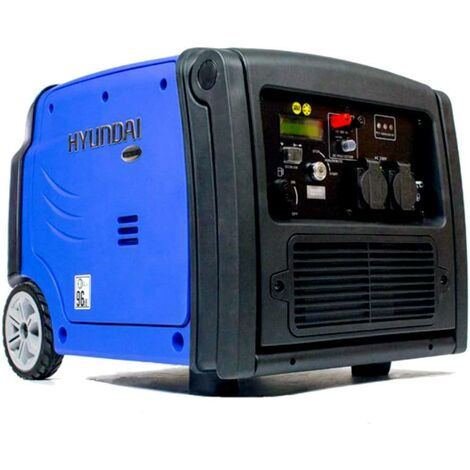 Hyundai HY3200SEi 3.2kW / 4kVA Portable Remote and Electric Start Inverter Generator