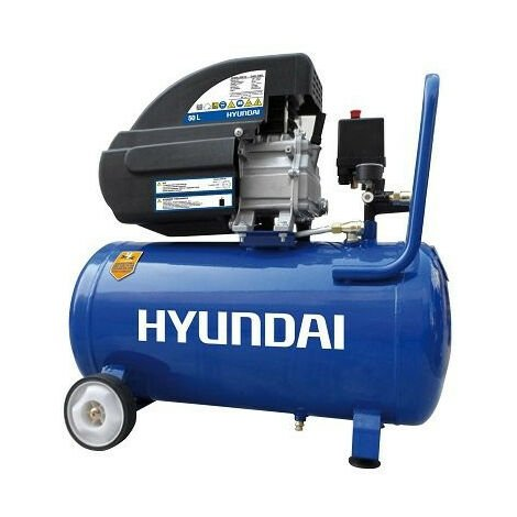 Photo de hyundai-hyac50-2-compresseur-8-bar-50-litres