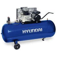 HYUNDAI- HYACB200-3 Compresseur Pro 10 Bar 200 Litres