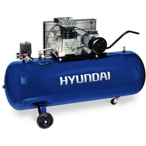 "main image of ""HYUNDAI- HYACB200-3T Compresseur Pro 10 Bar 200 Litres"""