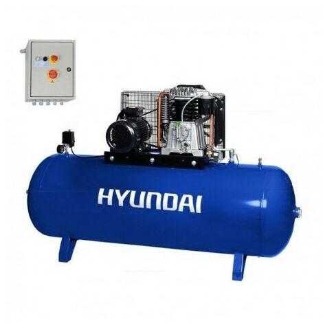 Hyundai HYACB500-10T Compresseur Pro 10 Bar 500L