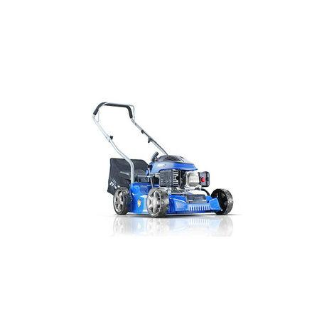 Hyundai HYM400P 79cc / 400mm Push Rotary Petrol Lawn Mower Plus Free 500ml Oil - 3 YEAR WARRANTY