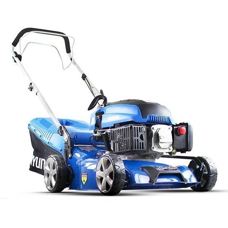 Hyundai HYM430SP Self Propelled 139cc Petrol Lawn Mower lightweight lawnmower