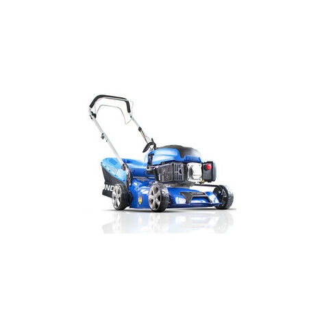 "Hyundai HYM430SP Self Propelled 17"" 43cm 430mm 139cc Petrol Lawn Mower lightweight lawnmower Plus Free 600ml Oil - 3 YEAR WARRANTY"