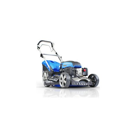 "Hyundai HYM510SP 20"" 51cm 510mm Lawnmower Self Propelled 196cc Petrol Lawn Mower - Includes 500ml Engine Oil"