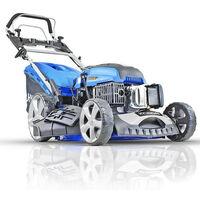 """Hyundai HYM510SPE 20"""" 51cm 510mm Self Propelled Lawnmower Electric Push Button Start 173cc Petrol Lawn Mower Plus Free 600ml Oil - 3 YEAR WARRANTY"""