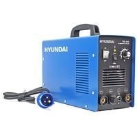 Hyundai HYTIG-200 200Amp TIG/MMA/ARC Inverter Welder, 230V Single Phase