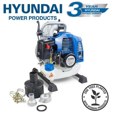 Hyundai HYWP4300X 43cc 2-Stroke 1.5 Inch Water Pump