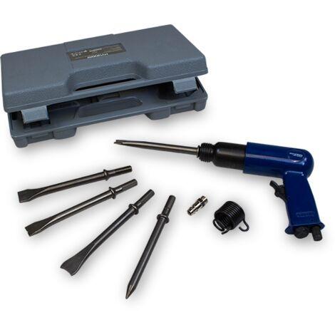 HYUNDAI Kit marteau perforateur à air comprimé, 5 pièces HM9PCS