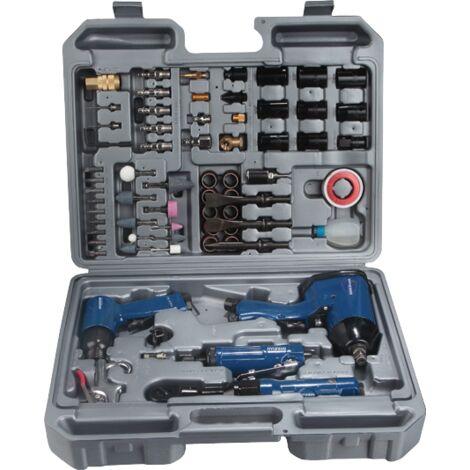 HYUNDAI Kit outils à air comprimé 71 pièces HAC71PCS