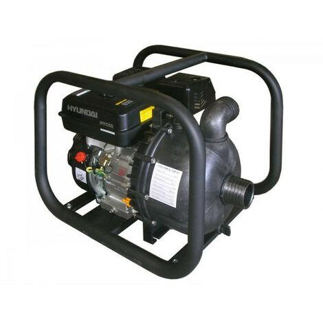HYUNDAI motopompe thermique-200cc-HYC50-e