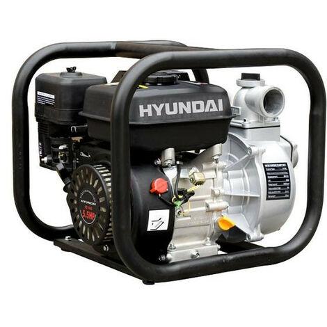 HYUNDAI motopompe thermique-210cc-HYT80-e