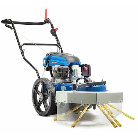 Hyundai Petrol Power Weeder on Wheels | HYYW70