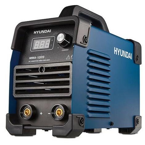 HYUNDAI Poste à souder Inverter 120A MMA-120S