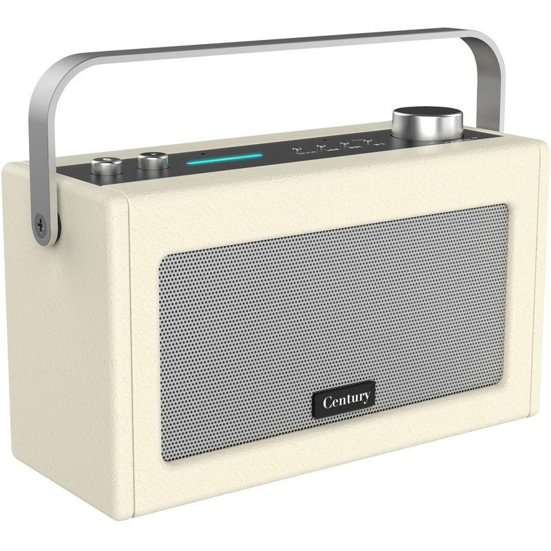 Image of Ibox - i-box Century Retro Amazon Alexa Speaker - Cream