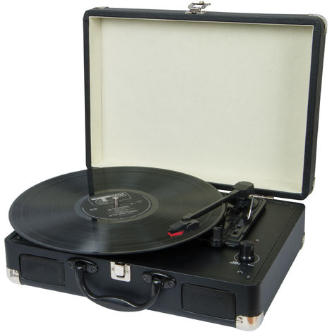 i-box Portable Turntable