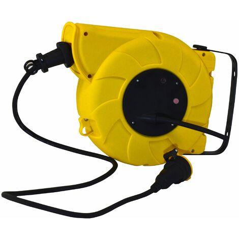 Enrouleur électrique automatique 11m-3g1.5mm