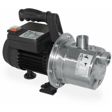 IBO BJ 45/75 Kreiselpumpe Jetpumpe Gartenpumpe selbstsaugend 1100 Watt